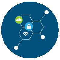 icon sistem siber